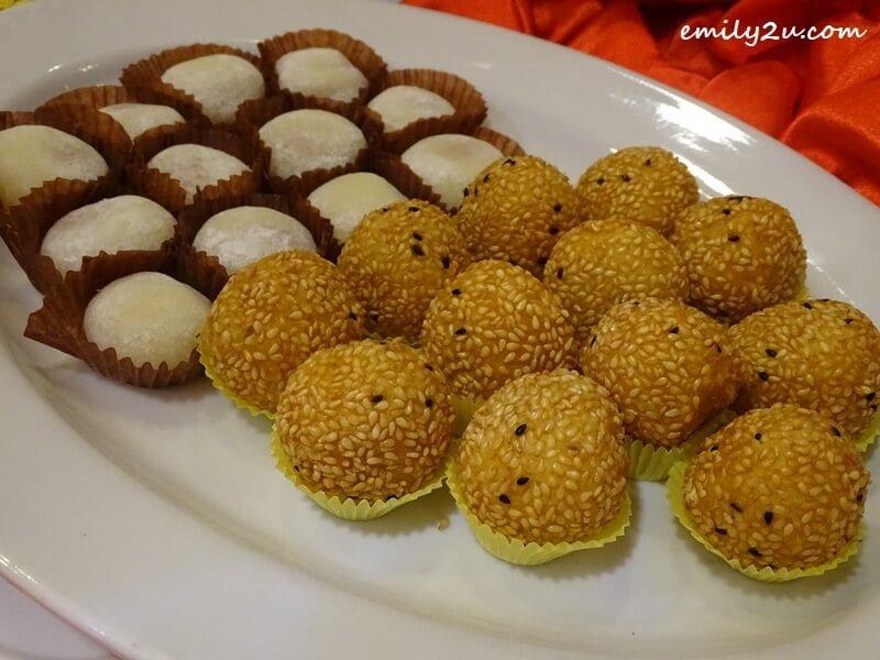Menu C: Two Varieties of Cookies