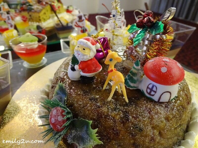 X'mas pudding