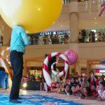 3 Balloon Clown