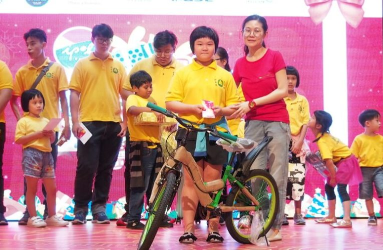"Ipoh Parade ""Grant A Wish"" 2019 Campaign Brings Joy to 190 Children"