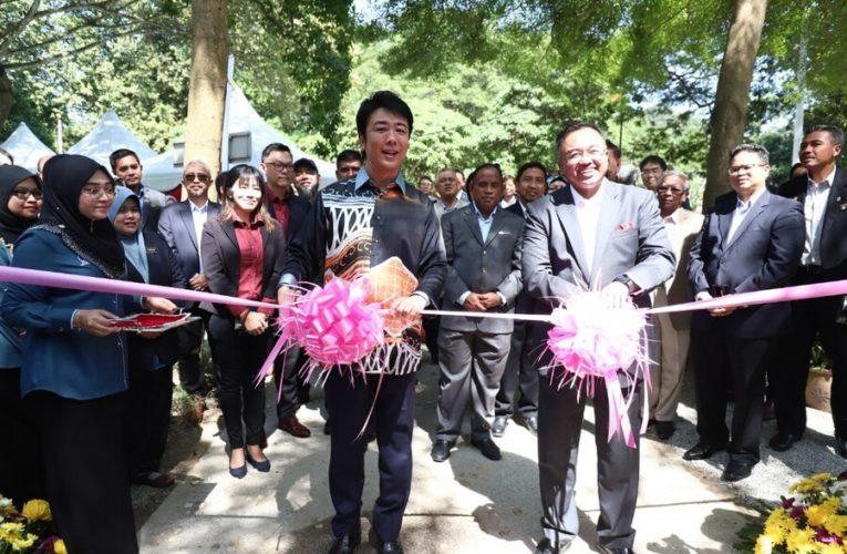 Ipoh Japanese Garden Relaunch Ceremony