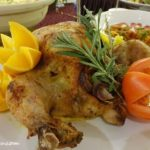 6 Oven Roasted Chicken