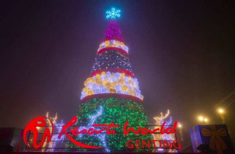 A Festive Season MUST DO Guide when at Resorts World Genting (RWG)
