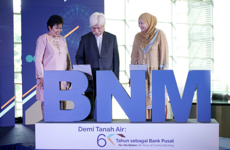 New Exhibitions: 'For the Nation: 60 Years of Central Banking' and the '60 Koleksi Bank Negara Malaysia'