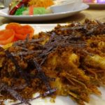 Pan-fried Prawns