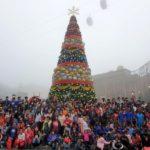 at Metro City of Genting Winter Wonderland