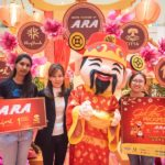 "ARA Kick Starts 'Golden Prosperity' Campaign ""Anyone Can Win!"" this Chinese New Year"