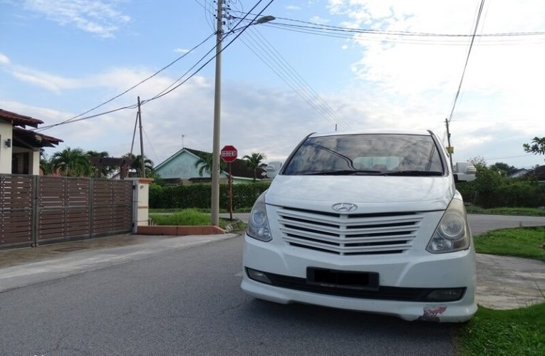 Private MPV Transfer Service: Ipoh – Klang Valley