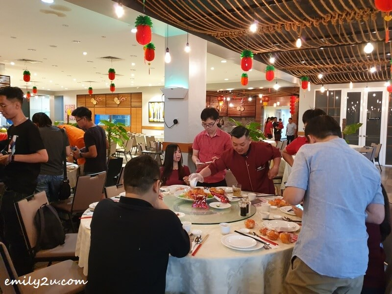 #LouSangWithMi Mi Fans Chinese New Year Gathering