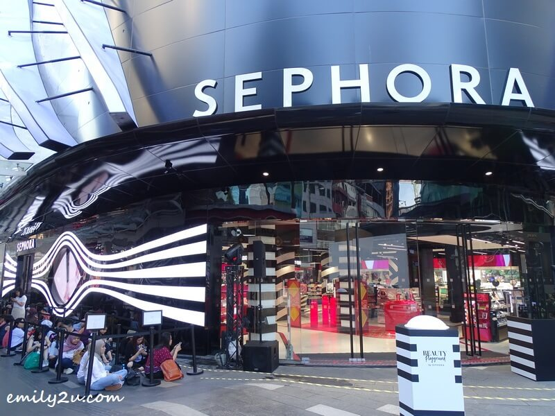 Sephora Fahrenheit88 entrance