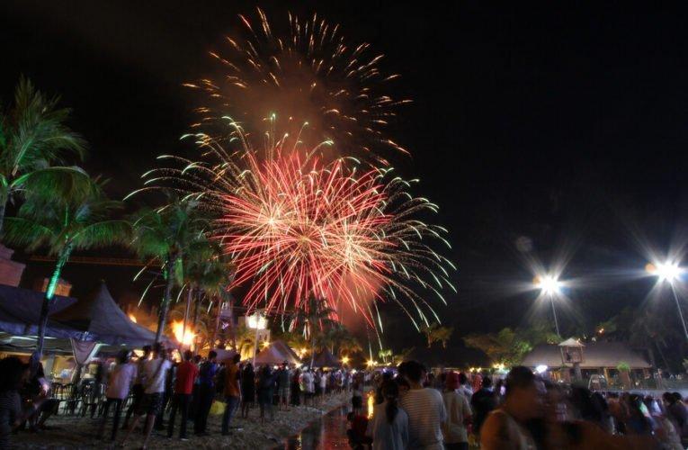 Countdown to New Year 2020 @ Lost World of Tambun, Ipoh