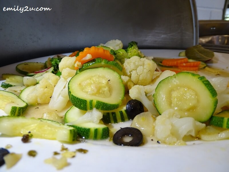 Butter Mixed Vegetables