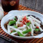 CNY2020_Stir Fried Black Fungus W Chinese Yam