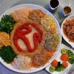 Exquisite Yee Sang Paves the Way for Chinese New Year