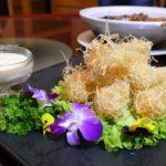 Imperial Rama-Deep fried crispy prawn ball