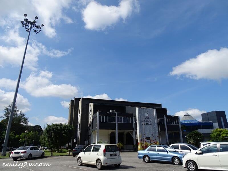 Dewan Tunku Abdul Rahman, Kuala Terengganu