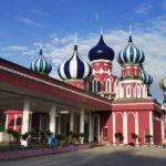 1 Masjid Lapan Kubah (Masjid Russia)