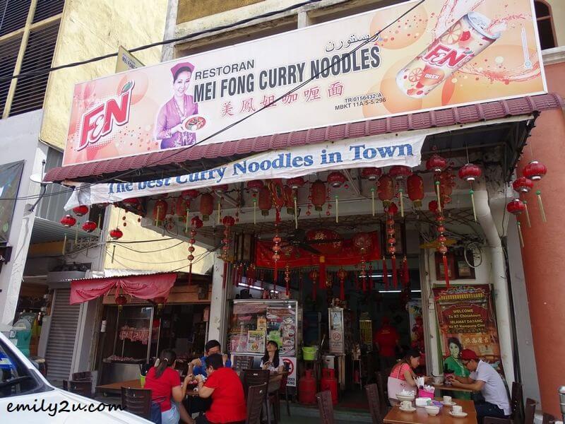 Restoran Mei Fong Curry Noodles, Kuala Terengganu