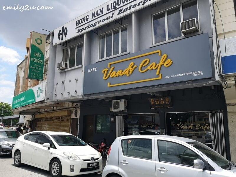 Vandv Café, Ipoh