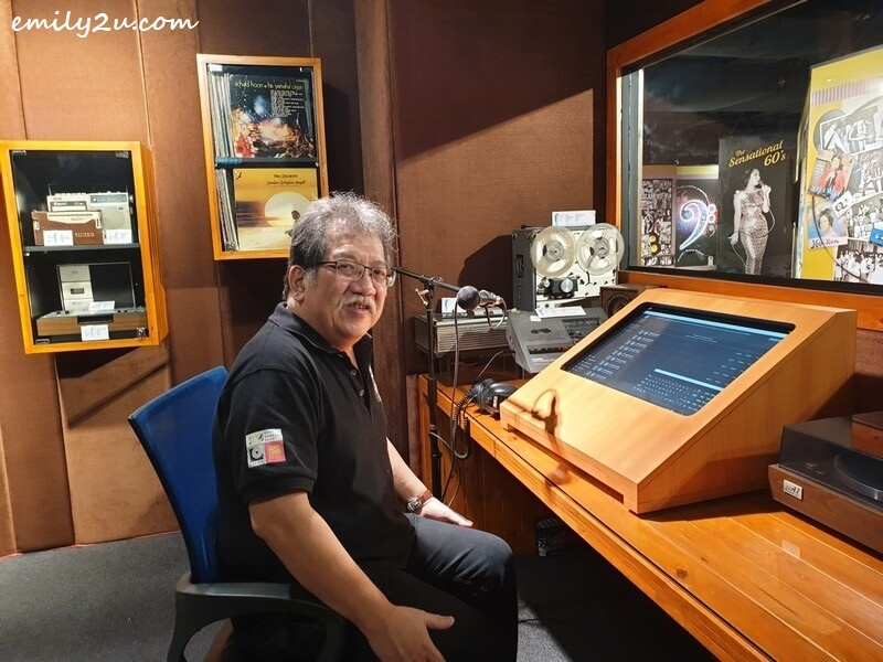 Penang House of Music Director Paul Augustin