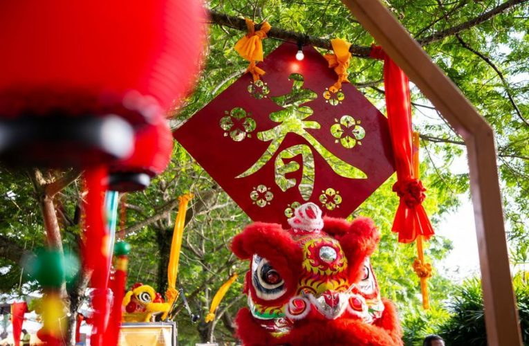 Sama-Sama Gong Xi: Perak State-Level Chinese New Year Celebration