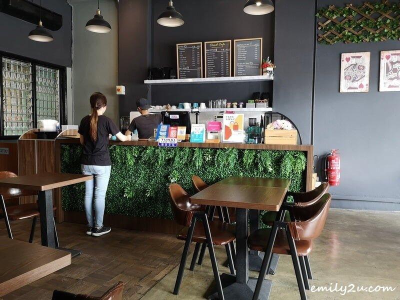 Vandv Café interior