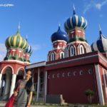 3 Masjid Lapan Kubah (Masjid Russia)