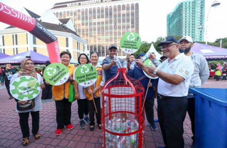 7,000 Enjoy Ipoh Car-Free Day