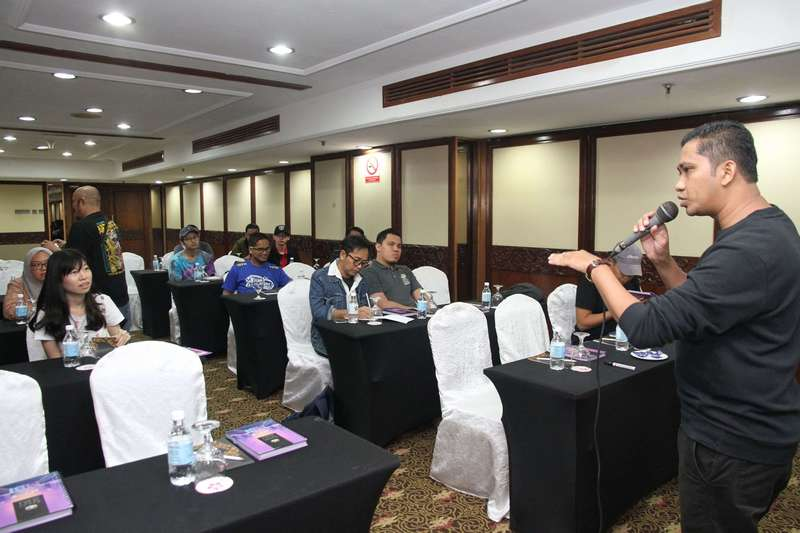 Majlis Bandaraya Ipoh (MBI) workshop