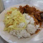 Mamak curry rice