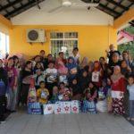 group photo at Rumah Tunas Harapan Darul Hilmi