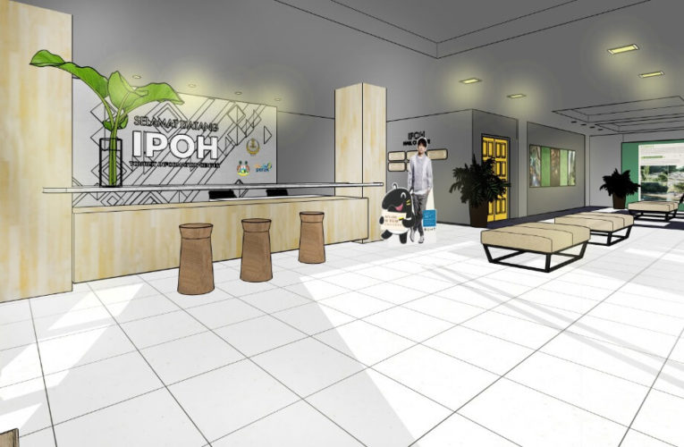 Upgrade of Ipoh Tourist Information Centre (ITIC)