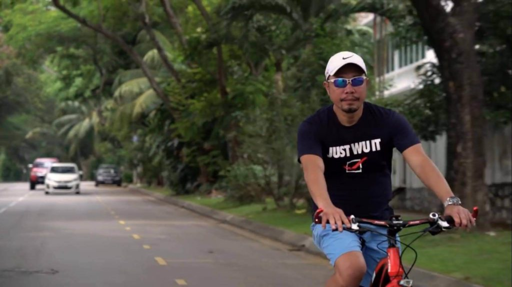 Wu cycling