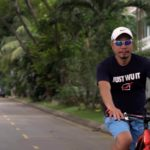 From Alor Setar to China on Pedal Power