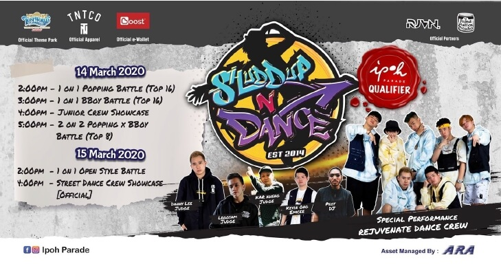 Shuddup N' Dance Returns for the 7th Consecutive Year