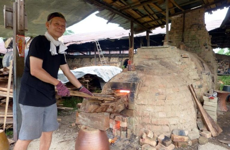 Master Potter's Love Affair with Ipoh