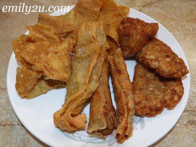 fried yong tau fu