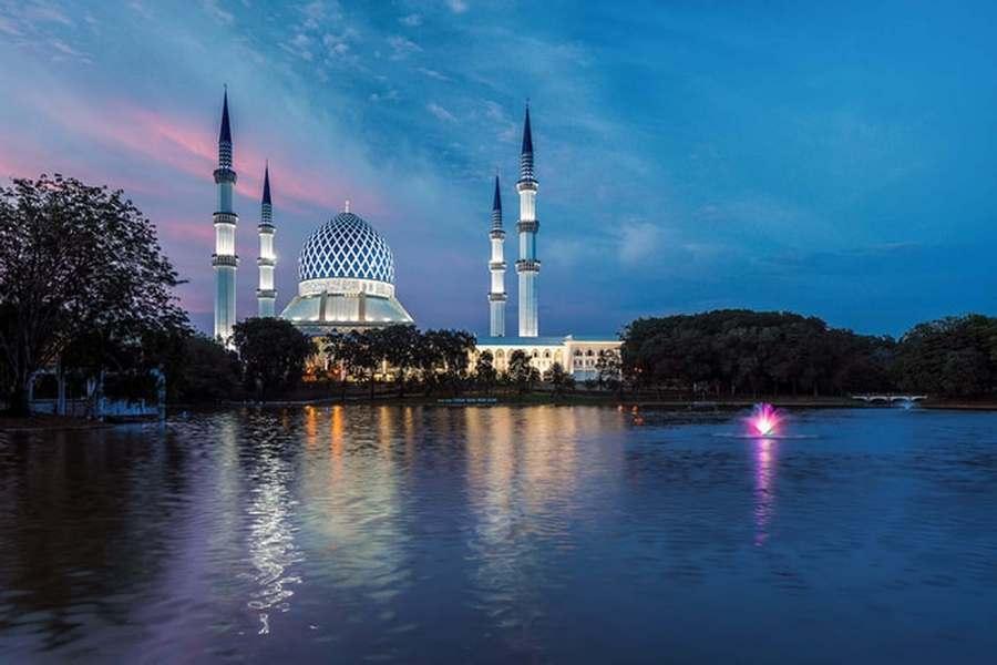 Blue Mosque (credit: Amril Izan Imran)