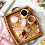 Breakfast in bed by Threads by Garnet Hill