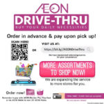 AEON BiG Drive Thru