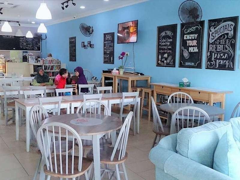 Kamilah's Lifestyle & Book Café (credit: universalrestaurant77)