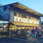 Macaroni food and cafe by emobananaboy blogspot