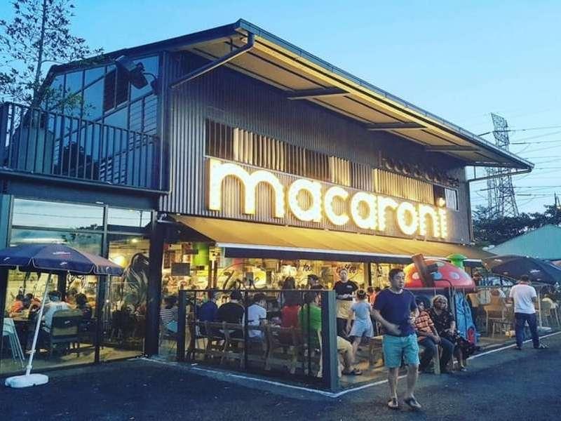 Macaroni Food & Coffee (credit: emobananaboy)