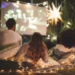 movie night at home by M_A_Y_A from Getty images
