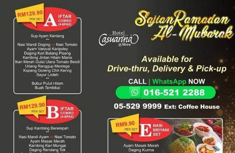 Make a Difference For The Underprivileged This Ramadan With RM10