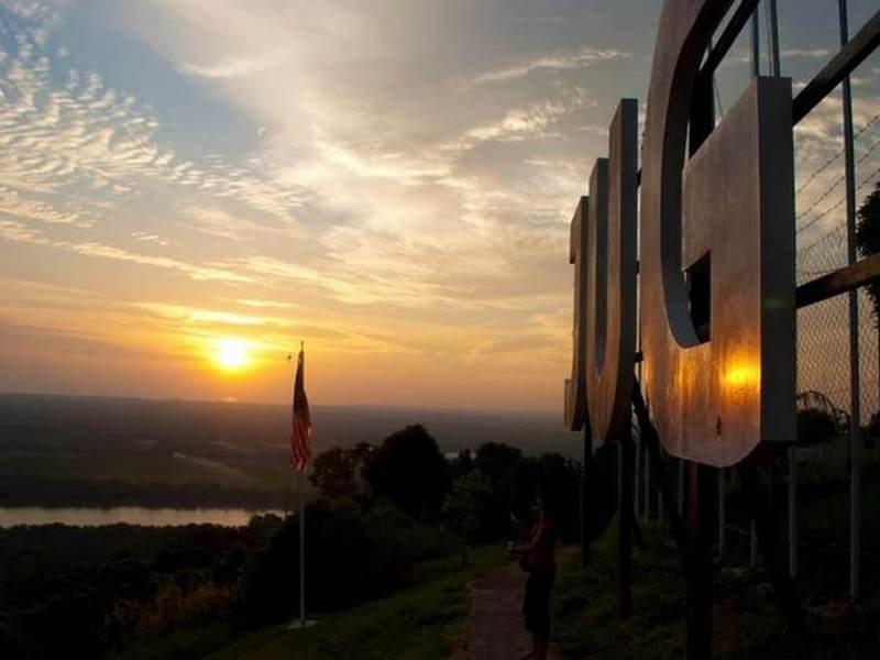 Jugra Hill (credit: medielicious)