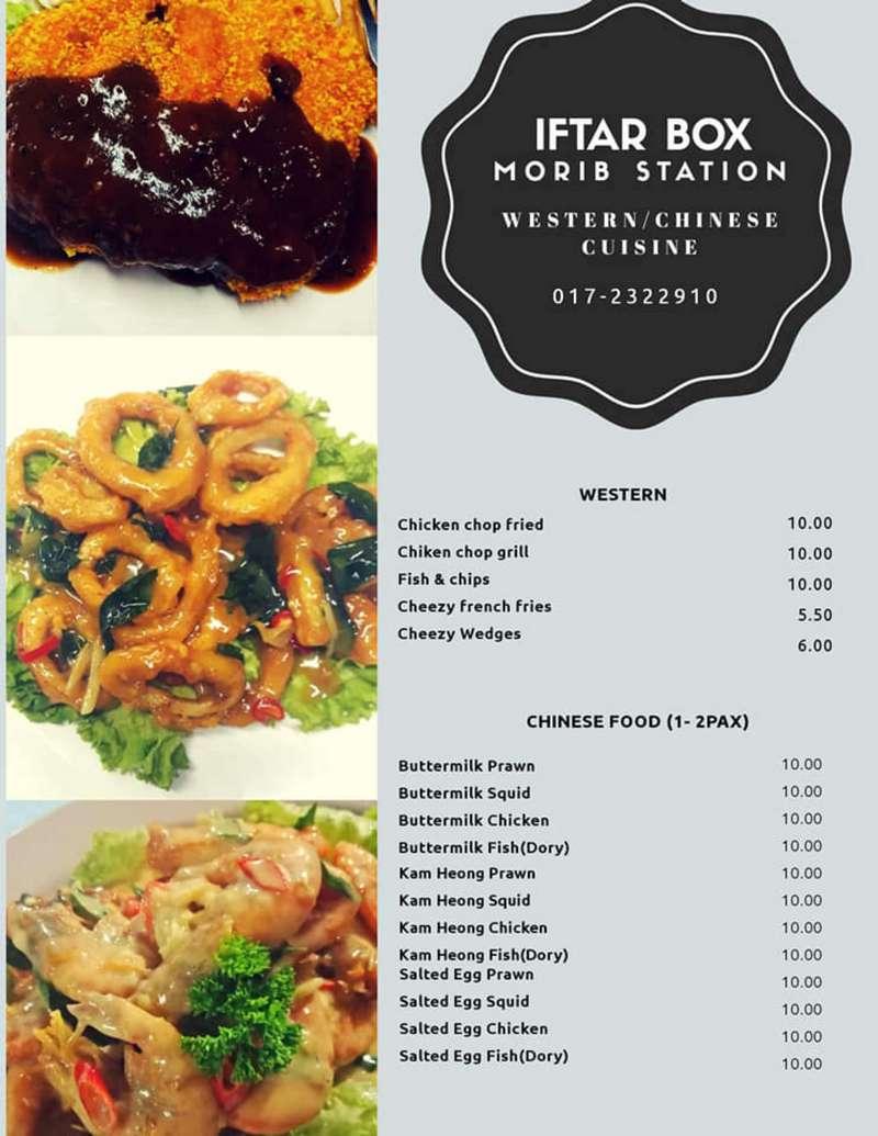 Morib Station