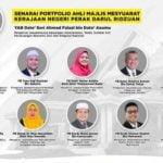 Perak State Executive Councillor Lineup Finalised