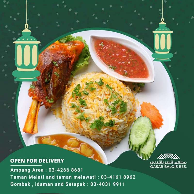 Qasar Balqis Restaurant