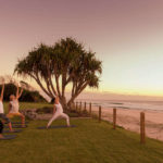 Sunrise Yoga with Elements of Byron Bay